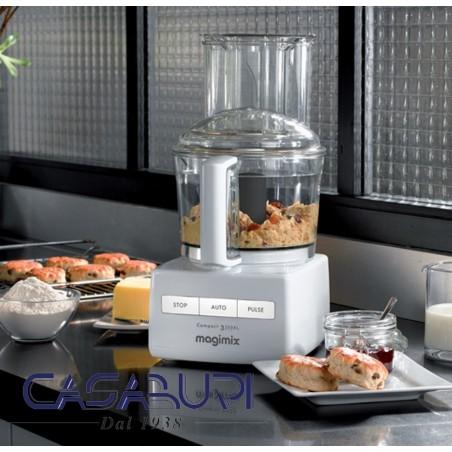Magimix Robot Multifunzione Compact 3200 XL Bianco
