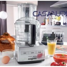 Magimix Robot Multifunzione Cuisine Système 4200 XL Cromato