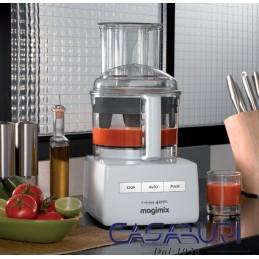 Magimix Robot Multifunzione Cuisine Système 5200 XL Bianco