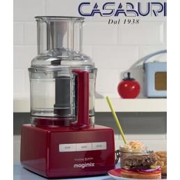 Magimix Robot Multifunzione Cuisine Système 5200 XL Premium Rosso