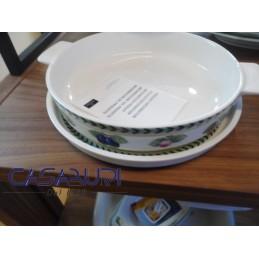 Villeroy Boch Piastrelle.Villeroy Boch French Garden Round Baking Dish 24 Cm