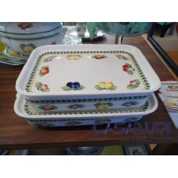 Villeroy & Boch French Garden Rectangular Baking Dish 30 x 20 cm