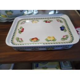 Villeroy & Boch French Garden Platter 36 x 26 cm