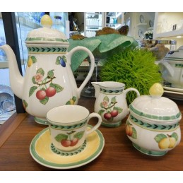 Villeroy & Boch French Garden Fleurence Servizio Caffè 15 Pz