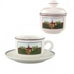 Villeroy & Boch Design Naif Servizio Caffè 15 Pz