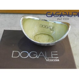 Dogale Venezia Gondola Oro Vetro Decorato a Mano