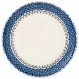 Villeroy & Boch Casale Blu Flat Plate 27 cm Set 6 Pcs