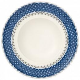 Villeroy & Boch Casale Blu Set 6 Piatti Fondi 25 cm