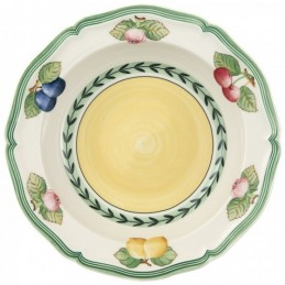 Villeroy & Boch French Garden Soup Plate 23 cm Set 6 Pcs