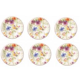 Villeroy & Boch Mariefleur Set 6 Piatti Dessert 21 cm
