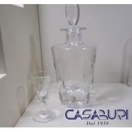 Colle Cristalleria Bottiglia del Capitano