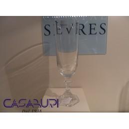 Cristal de Sevres Margot Set 6 Flutes Rif. 50063-617