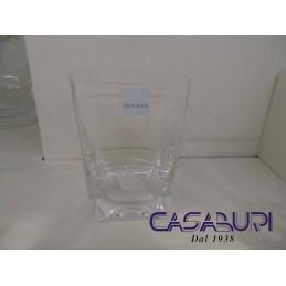 Cristal de Sevres Keos Set 6 Bicchieri Chope à Orangeade