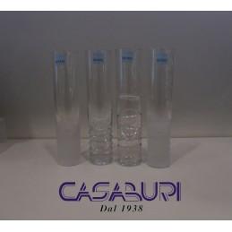 Cristal de Sevres Isba Set 4 Bicchieri Vodka Rif. 52061