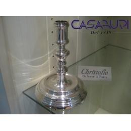 Christofle Albi Candeliere 1 Fiamma H 22,5 cm 4213100