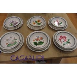Portmeirion Exotic Botanic Garden Tableware Set 18 Pcs