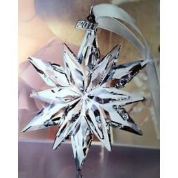 Swarovski Stella Natale 2011 Ornamento Natalizio o Fiocco