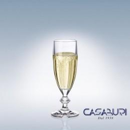 Villeroy & Boch Bernadotte Champagne Flute Glass Set 6 Pcs