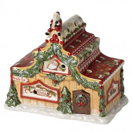Villeroy & Boch North Pole Express Casa Babbo Natale