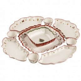 Villeroy & Boch Set Antipasti 10 Pz Toy's Delight