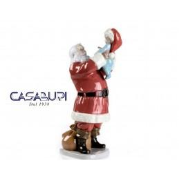 Lladrò Merry Christmas Santa 01009254 Figurine