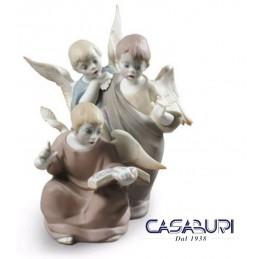 Lladrò Angelic Voices 01009188 Figurine