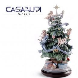 Lladrò Great Christmas Tree 01008477 Figurine Limited Edition