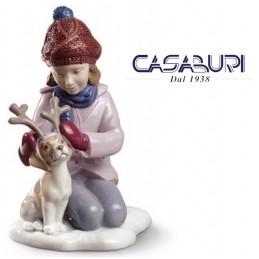 Lladrò My Little Reindeer 01009130 Figurine