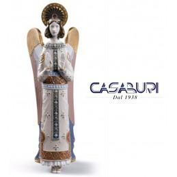 Lladrò Romanesque Angel 01008791 Figurine Limited Edition