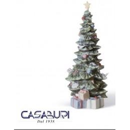 Lladrò O Christmas Tree 01008220 Figurine