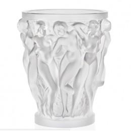 Lalique Bacchantes Vase Clear Crysral Ref. 1220000