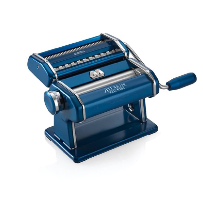 Marcato atlas 150 macchina per pasta fatta in casa blu casaburi dal 1938 - Pasta fatta in casa macchina ...