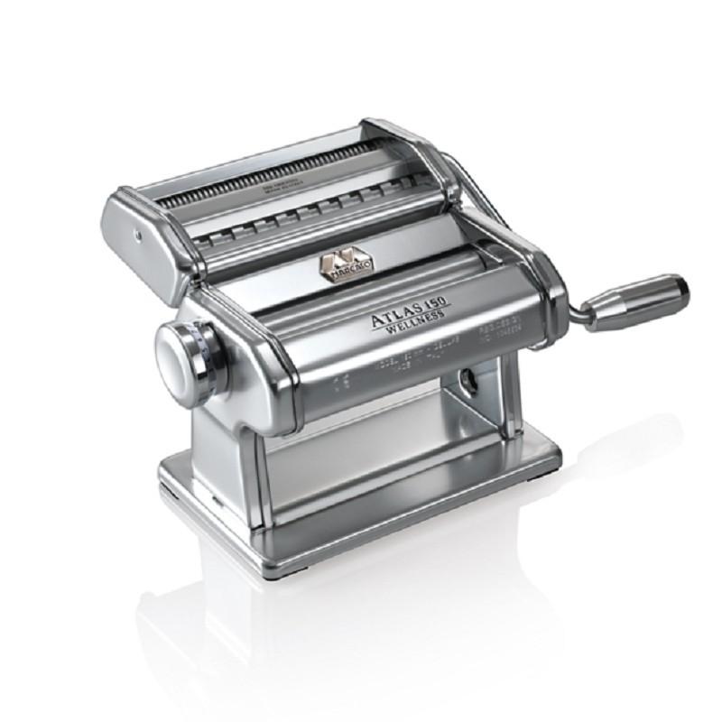 Marcato atlas 150 macchina per pasta fatta in casa argento casaburi dal 1938 - Pasta fatta in casa macchina ...