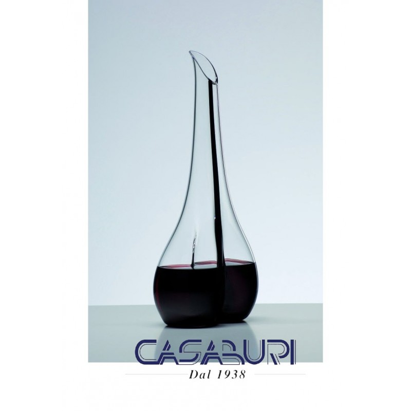 Riedel Decanter Black Tie Smile Chiaro