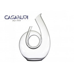Riedel Decanter Curly Clear