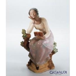 Lladrò Poetic Moment Figurine 01012299
