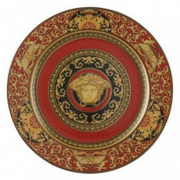 Versace Piatto Parete 30 cm Medusa