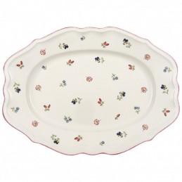 Villeroy & Boch Petite Fleur Oval Platter 44 cm