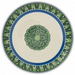Villeroy & Boch Casale Blu Bella Salad Plate 22 cm Set 6 Pcs