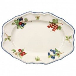 Villeroy & Boch Cottage Oval Platter 37 cm