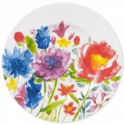 Villeroy & Boch Anmut Flowers Set 6 Piatti Pane 16 cm