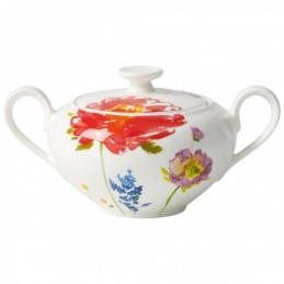 Villeroy & Boch Anmut Flowers Sugar Bowl 0.35 l