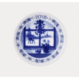 Royal Copenhagen Plaquette 2018
