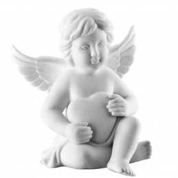 Rosenthal Angel with Heart Big