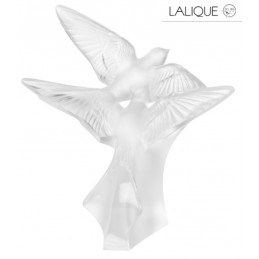 Lalique Hirondelles Scultura Grande Rondini 10625200