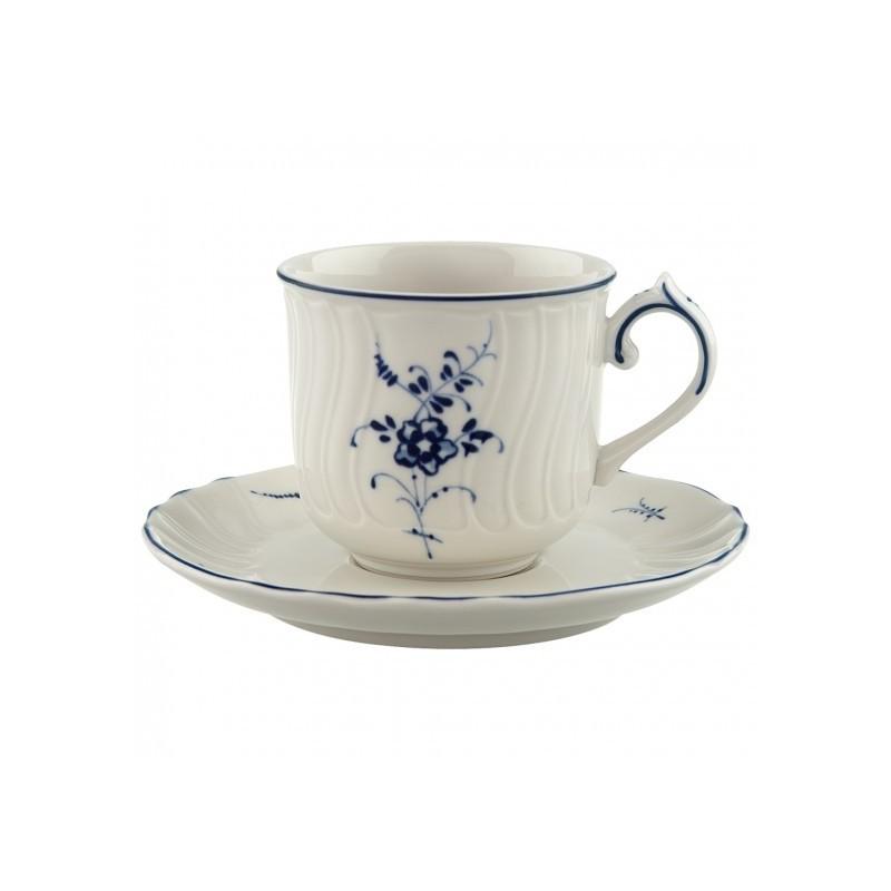 Villeroy & Boch Vieux Luxembourg Espresso Cup 6 Pcs