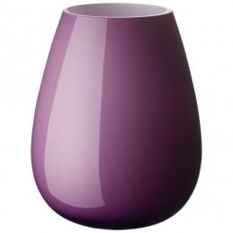 Villeroy & Boch Drop Large Vase Dark Lilac