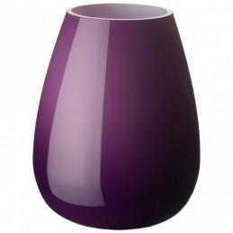 Villeroy & Boch Drop Small Vase Dark Lilac