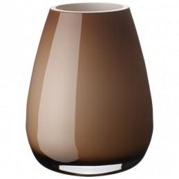 Villeroy & Boch Drop Small Vase Natural Cotton