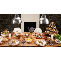 Villeroy & Boch Artesano Provencal Lavendel Dinner Set 36 Pcs